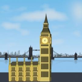 London City Vector Design
