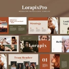 Lorapix Project PowerPoint Presentation