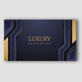 Luxurious Background Design