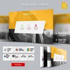 Marketing Google Slide Presentation Template