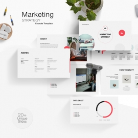 Marketing Keynote Template