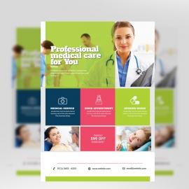 Medical Care Flyer