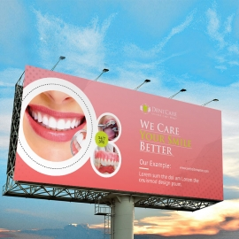 Medical Dental Billboard