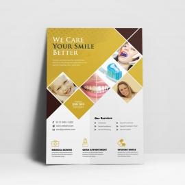 Medical Dental Flyer