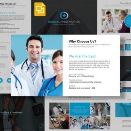 Medical Google Slide Template