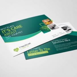 Medical & Health Care Postcard