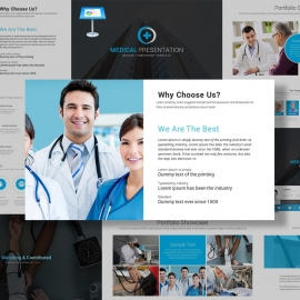 Medical & Health Keynote Template