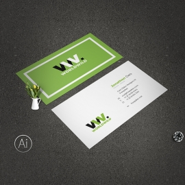 Minimal Creative Business Card