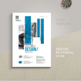 Minimal Creative Business Flyer