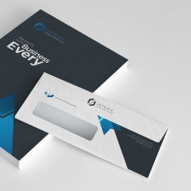Minimal Creative Commercial Envelope