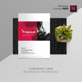 Minimal Creative Project Proposal Template