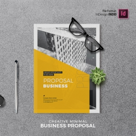 Minimal Project Proposal Template