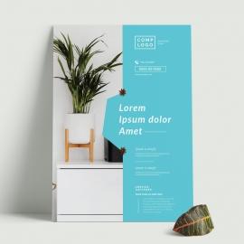 Minimal Simple Flyer