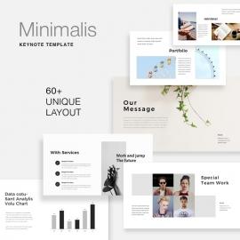 Minimalis Creative Keynote