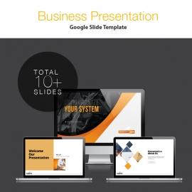 Mission  Google Slide Presentation Template