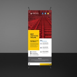 Modern Business Rollup Banner