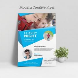 Modern Creative Business Flyer