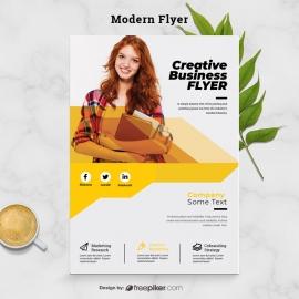 Modern Flyer