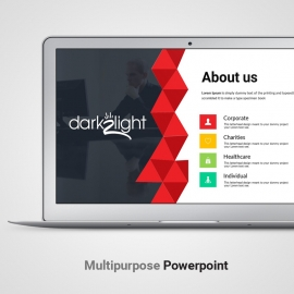 Modern Powerpoint Presentation