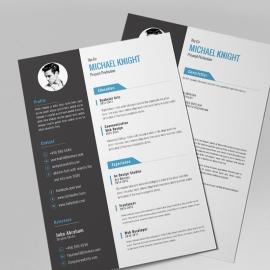 Modern & Professional Resume