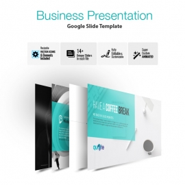 Moltipurpose Business Google Slide Template