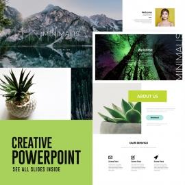 Motagua - Multipurpose PowerPoint Template