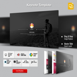 Multipurpose Business Keynote Template