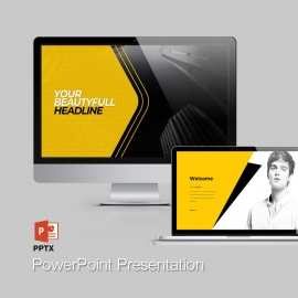 Multipurpose Business Powerpoint Presentation
