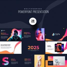 Multipurpose Business PowerPoint Presentation