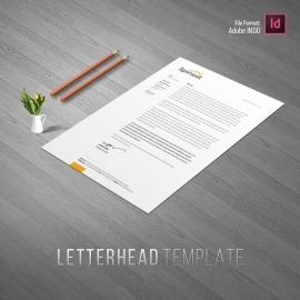 Multipurpose Clean Letterhead Design