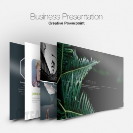 Multipurpose Corporate Business Powerpoint Template