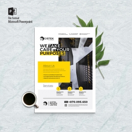 Multipurpose Corporate Flyer Design