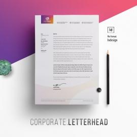 Multipurpose Corporate Letterhead Template