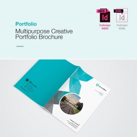Multipurpose Creative Portfolio Brochure
