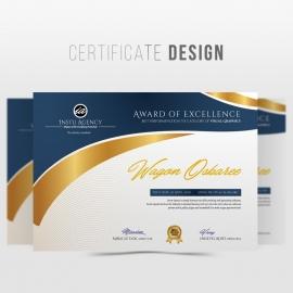 Multipurpose Diploma Certificate