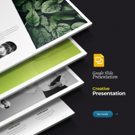 Multipurpose Google Slide Template
