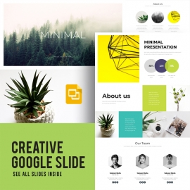 Multipurpose Google Slide Template