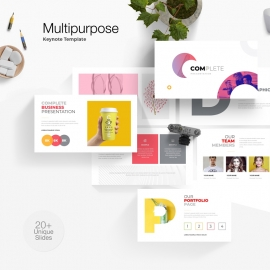 Multipurpose Keynote Template