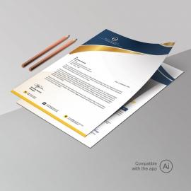 Multipurpose Letterhead Template
