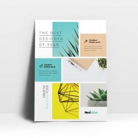 Multipurpose Portfolio Flyer