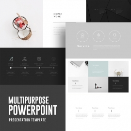 Multipurpose  Powerpoint Presentation
