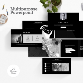 Multipurpose Powerpoint Template