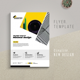 Multipurpose Simple Business Flyer