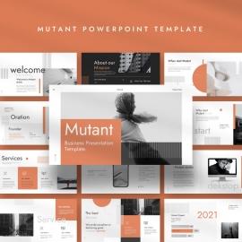 Mutant PowerPoint Presentations Template