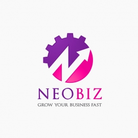 NeoBiz | Marketing Business N Letter Logo