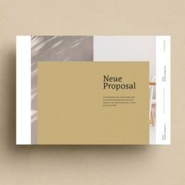 Neue Proposal