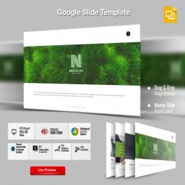Neuelog Google Slide Presentation Template