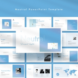 Neutral PowerPoint Template