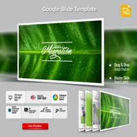 Novea Google Slide Presentation Template