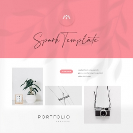 Ocuin Clean Powerpoint Template